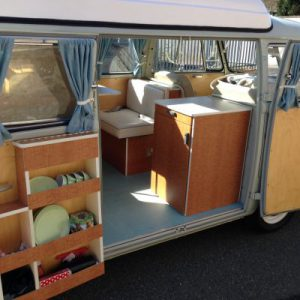 T1 -Westfalia interieur