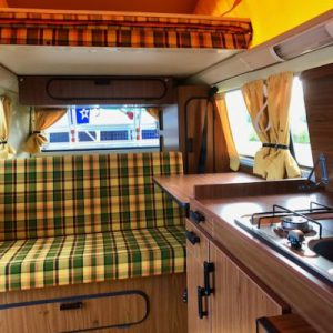 T2 - Westfalia Interieur