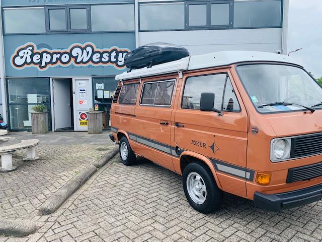 Te Koop VW T3 Joker Westfalia VERKOCHT!!!